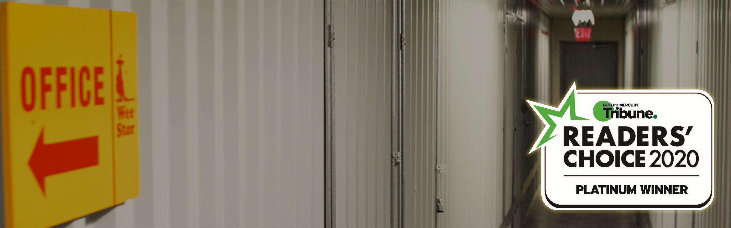 Award-winning Storage Facility